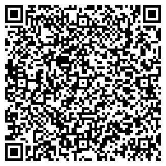 QR-код с контактной информацией организации Ренист, ТОО