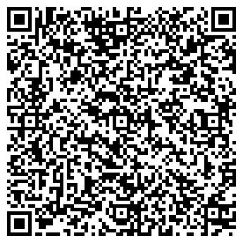 QR-код с контактной информацией организации Азия дизайн строй, ТОО