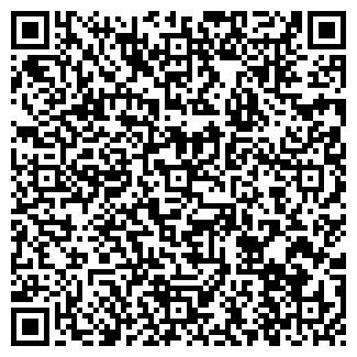 QR-код с контактной информацией организации Кастел, ТОО