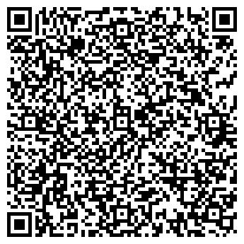 QR-код с контактной информацией организации Вираж-Проект, ООО