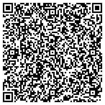 QR-код с контактной информацией организации ЦЕНТР ХУДОЖЕСТВЕННОГО ВОСПИТАНИЯ МОУК