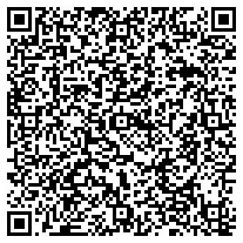 QR-код с контактной информацией организации Металосвіт