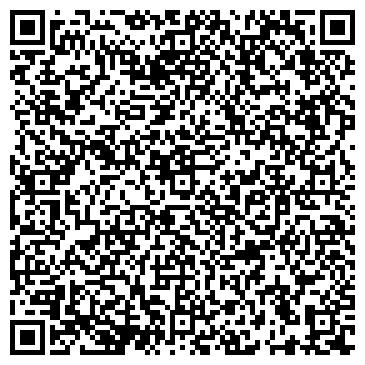 QR-код с контактной информацией организации ООО ТПГ «Альбатрос»