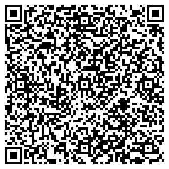QR-код с контактной информацией организации ИнженерБиз