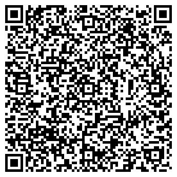 QR-код с контактной информацией организации THE FL¦WER gallery