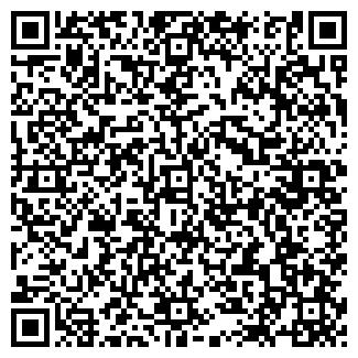 QR-код с контактной информацией организации ЗАО НИВА