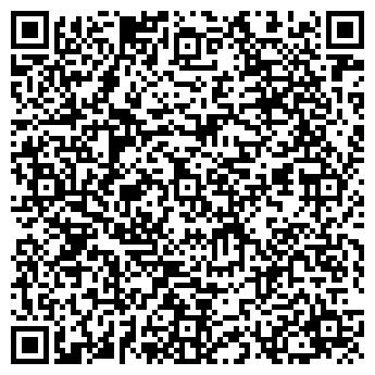 QR-код с контактной информацией организации Общество с ограниченной ответственностью Budroof