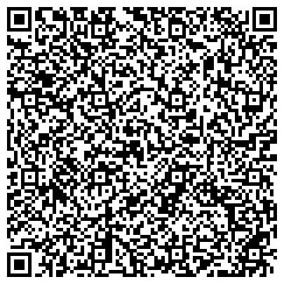 QR-код с контактной информацией организации Владимировский деревообрабатывающий комбинат, АОЗТ