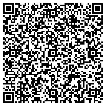 QR-код с контактной информацией организации ДревДекор, ЧП