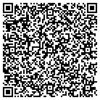 QR-код с контактной информацией организации ИНТЕРСАУНА, ЧП