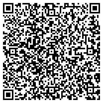 QR-код с контактной информацией организации TopCreate Harmony, компания