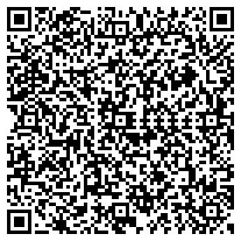 QR-код с контактной информацией организации Виза проект, ООО
