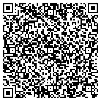 QR-код с контактной информацией организации PromoBud