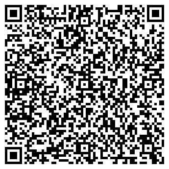 QR-код с контактной информацией организации ЧП Попова М. В.