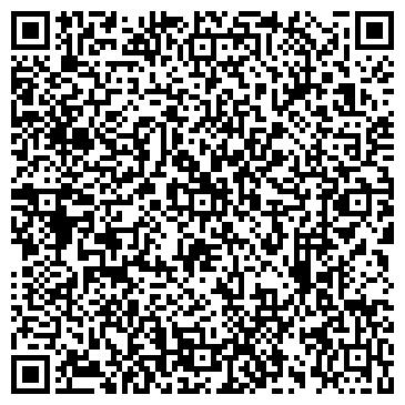 QR-код с контактной информацией организации Открытые окна, ООО