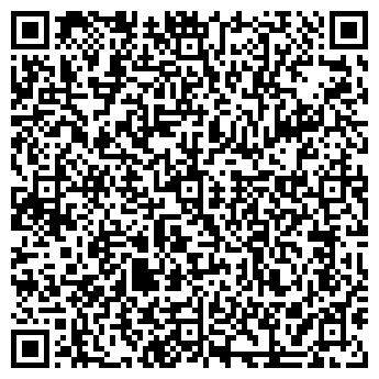 QR-код с контактной информацией организации Аероникс, ООО