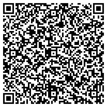 QR-код с контактной информацией организации Кластербуд