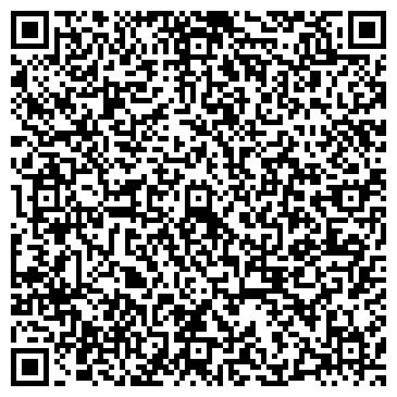 QR-код с контактной информацией организации салон-магазин DiO
