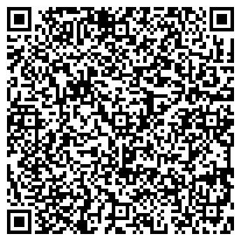 QR-код с контактной информацией организации MACROSTROY