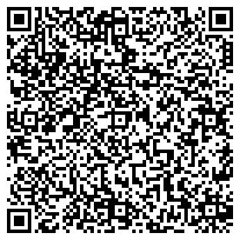 QR-код с контактной информацией организации РЭНК Украина, ООО