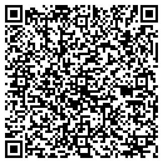 QR-код с контактной информацией организации Domatti