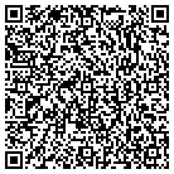 QR-код с контактной информацией организации Антон, ЧП