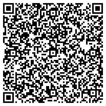 QR-код с контактной информацией организации Флортек, ООО