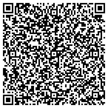 QR-код с контактной информацией организации ЧЕРНОМОРЬЕ ТУРИСТИЧЕСКАЯ ФИРМА