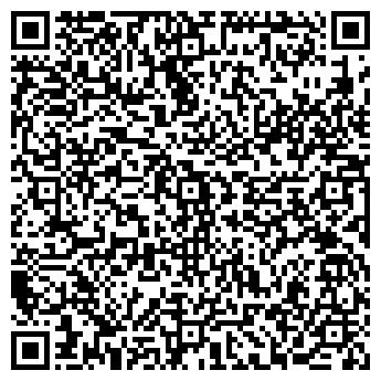 QR-код с контактной информацией организации Аквамастер, ООО