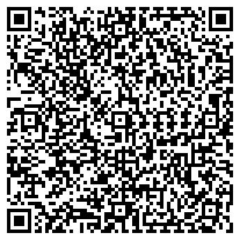 QR-код с контактной информацией организации Метхим, ЗАО