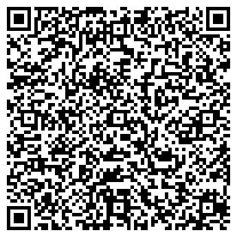 QR-код с контактной информацией организации Интерстиль, ЧП