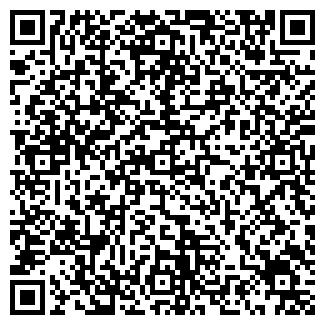QR-код с контактной информацией организации Будключ, ООО