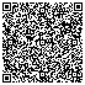 QR-код с контактной информацией организации Форсаж, ООО