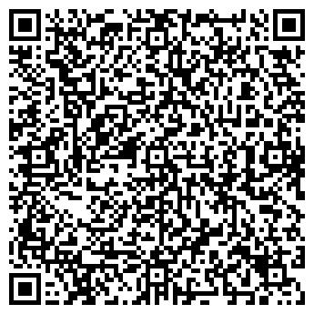 QR-код с контактной информацией организации Бассейны, ЧП