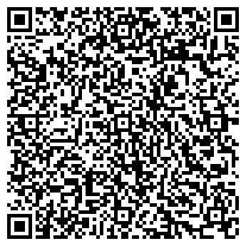 QR-код с контактной информацией организации АПТЕКА № 438, МП