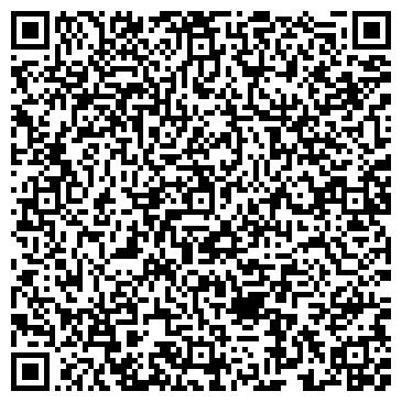 QR-код с контактной информацией организации Будсервис, ДП, ЗАТ, УПВР