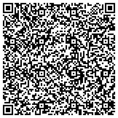 QR-код с контактной информацией организации Интер индустрия, ООО, проектно-строительная компания