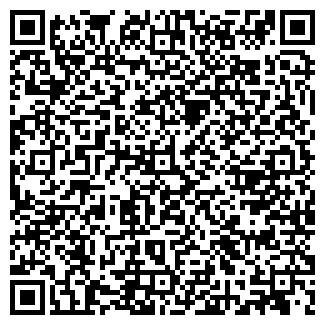 QR-код с контактной информацией организации babyclub