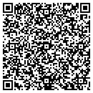 QR-код с контактной информацией организации Цхе,ИП