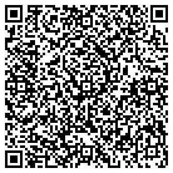 QR-код с контактной информацией организации БАНиД, ООО