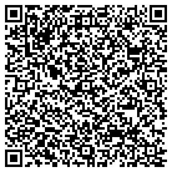 QR-код с контактной информацией организации ЦЕНТР ГАЗА