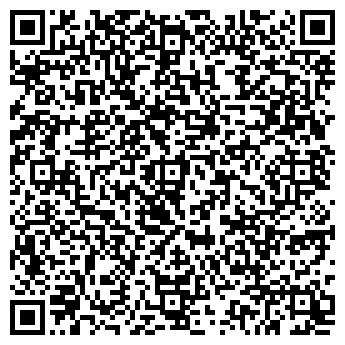 QR-код с контактной информацией организации ИП Кузьменков А.В.