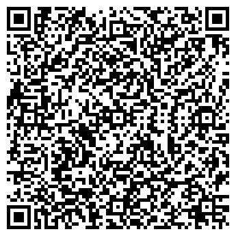 QR-код с контактной информацией организации BudSvit