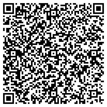 QR-код с контактной информацией организации Луч, ИП