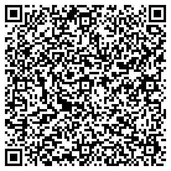 QR-код с контактной информацией организации АО ЦКФИ