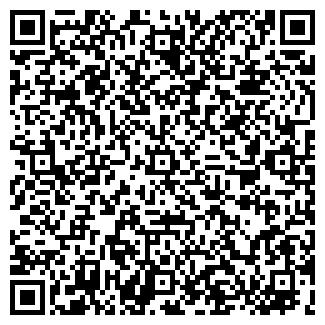 QR-код с контактной информацией организации Apple tree