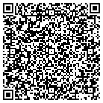 QR-код с контактной информацией организации Красная гвоздика