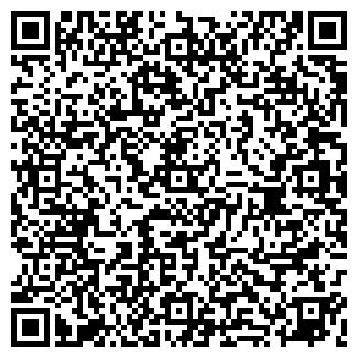 QR-код с контактной информацией организации Teplo-luks
