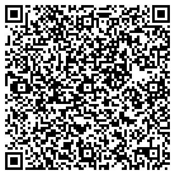 QR-код с контактной информацией организации СПД Мартынюк