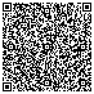 QR-код с контактной информацией организации Тепла хата, ЧП